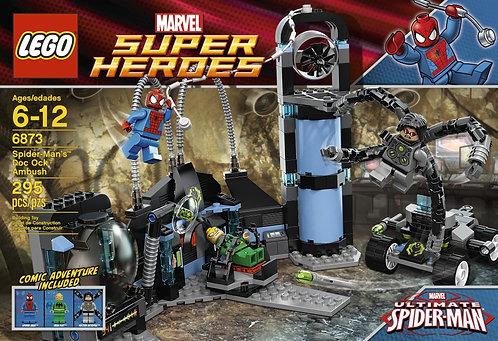 LEGO 6873 Super Heroes Spider-Man's Doc Ock Ambush