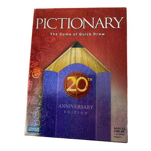 Pictionary 20th Anniversary