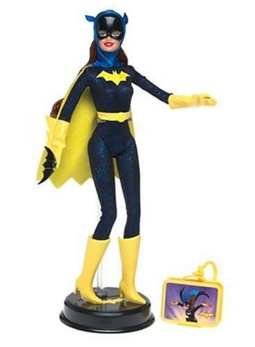 Barbie Batgirl with Lunchbox (B5835) Doll