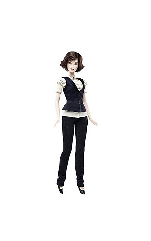 Barbie The Twilight Saga Eclipse Alice Doll