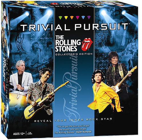 The Rolling Stones Trivial Pursuit