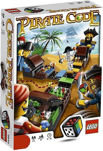 LEGO 3840 Pirate Code Game