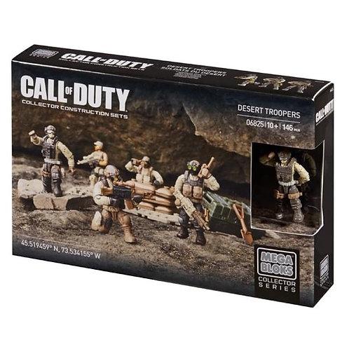 Mega Bloks Call of Duty Desert Troopers
