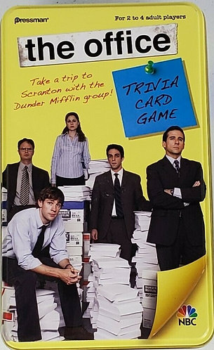 The Office Trivia Game - Tin (First Edition)