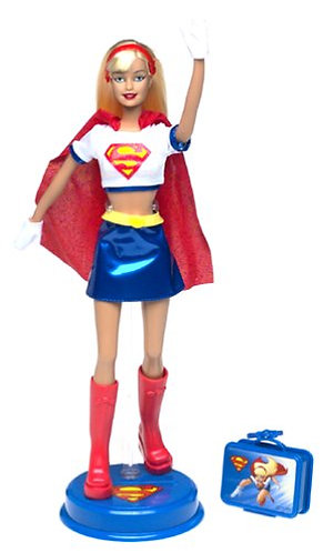 Barbie as Supergirl