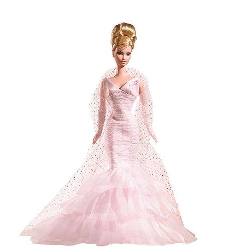 Barbie Pink Ribbon Doll