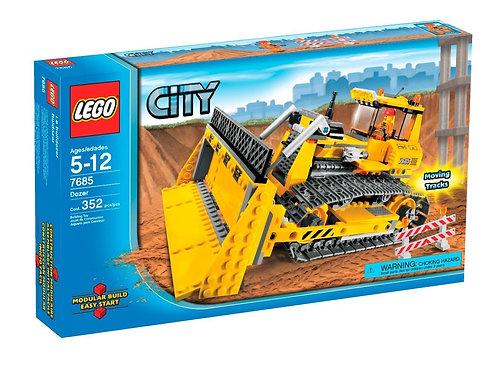 LEGO 7685 City Dozer