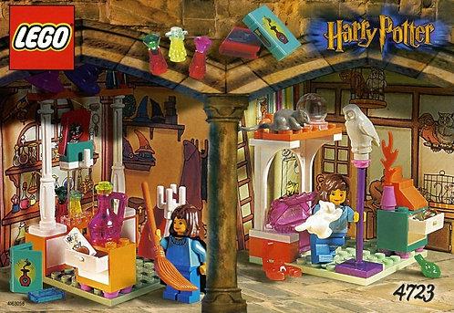 LEGO 4723 Harry Potter Diagon Alley Shops