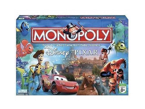 Disney Pixar Monopoly