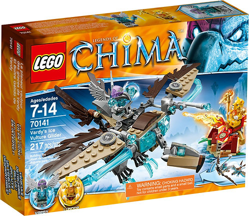 LEGO 70141 Chima Vardy's Ice Vulture Glider
