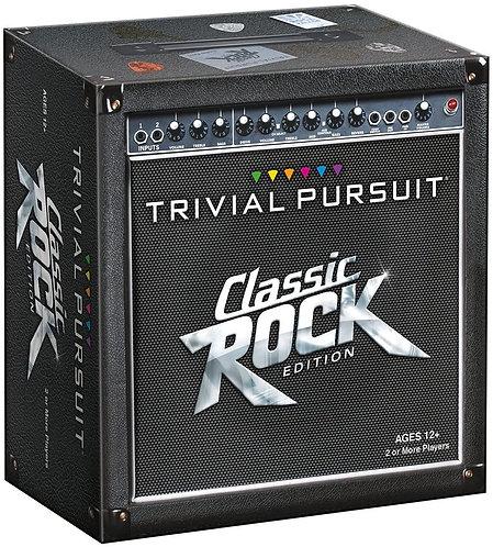 Classic Rock Trivial Pursuit- Travel