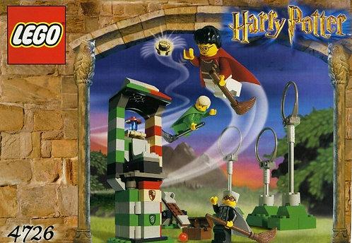 LEGO 4726 Harry Potter Quidditch Practice