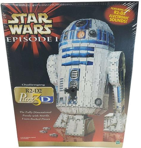 Star Wars Episode I R2-D2 Puzz 3D
