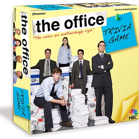 The Office Trivia Game (First Edition)
