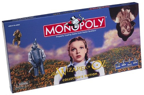 Wizard of Oz Monopoly (1998)