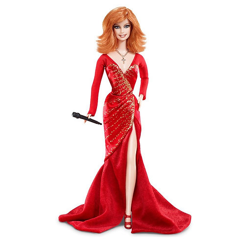 Barbie Reba McEntire Pink Label Doll