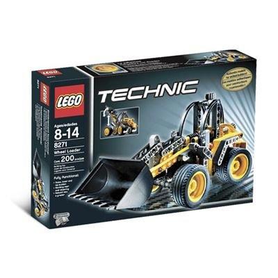 LEGO 8271 Technic Wheel Loader