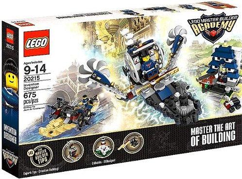 LEGO 20215 Master Builder Academy Invention Designer