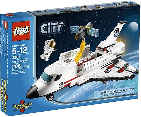 LEGO 3367 City Space Shuttle