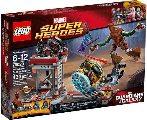 LEGO 76020 Super Heroes Knowhere Escape Mission