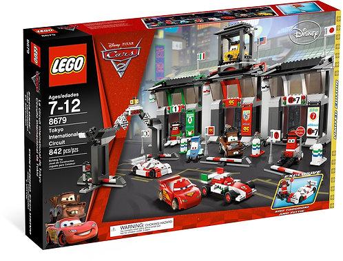 LEGO 8679 Cars Tokyo International Circuit