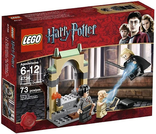 LEGO 4736 Harry Potter Freeing Dobby