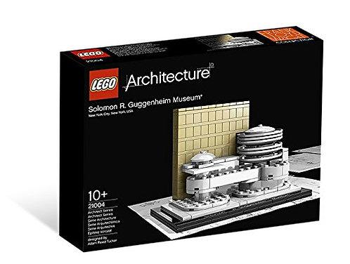 LEGO 21004 Architecture Solomon R. Guggenheim Museum