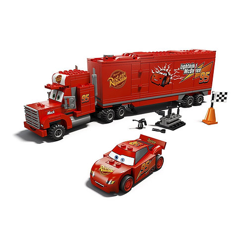 LEGO 8486 Cars 2 Mack's Team Truck