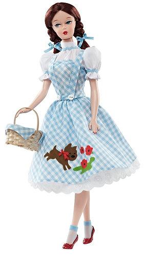 Barbie Wizard of Oz Dorothy Pink Label Doll (Vintage Look)