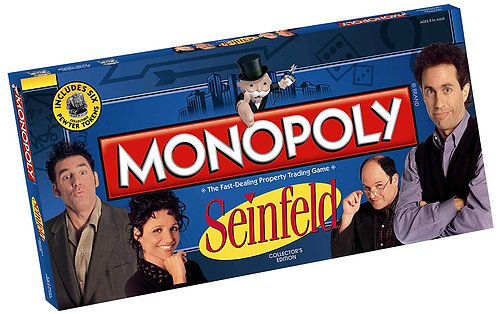 Seinfeld Monopoly Collector's Edition