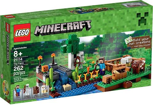 LEGO 21114 Minecraft The Farm