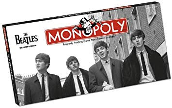 Beatles Monopoly Collector's Edition