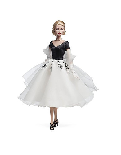 Barbie Grace Kelly Rear Window Doll