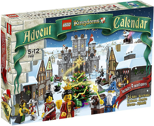 LEGO 7952 Kingdoms Advent Calendar