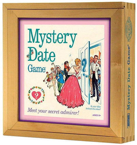 Mystery Date Game Nostalgia Edition
