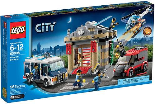 LEGO 60008 City Museum Break-in