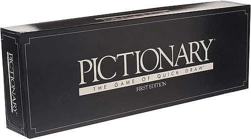 Pictionary First Edition