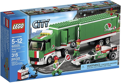 LEGO 60025 City Grand Prix Truck