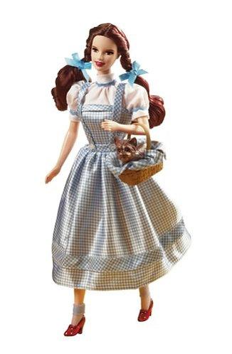 Barbie Wizard of Oz Dorothy Pink Label Doll