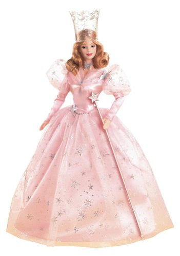 Barbie Wizard of Oz Glinda the Good Witch Pink Label Doll