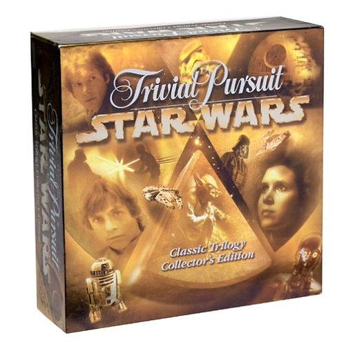 Star Wars Classic Trilogy Trivial Pursuit