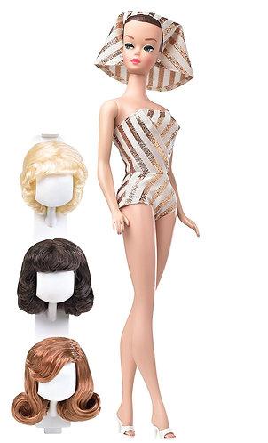 Barbie My Favorite Barbie 1963 Wig Wardrobe Doll