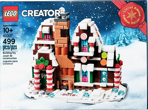 LEGO 40337 Creator Gingerbread House
