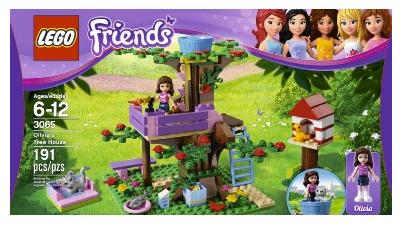 LEGO 3065 Friends Olivia's Tree House