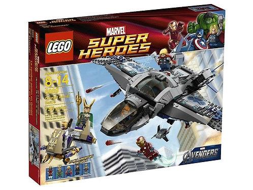 LEGO 6869 Super Heroes Quinjet Aerial Battle