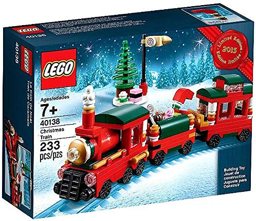 LEGO 7239 Christmas Train