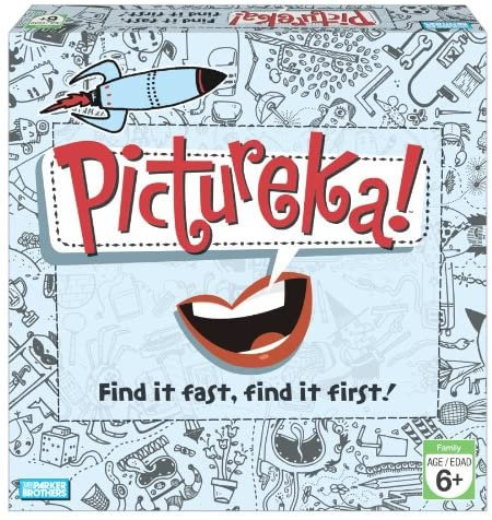 Pictureka (First Edition)