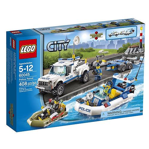 LEGO 60045 City Police Patrol