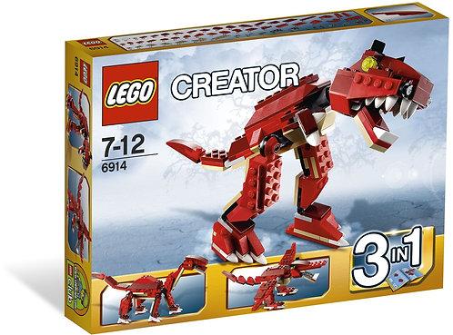 LEGO 6914 Creator Prehistoric Hunters