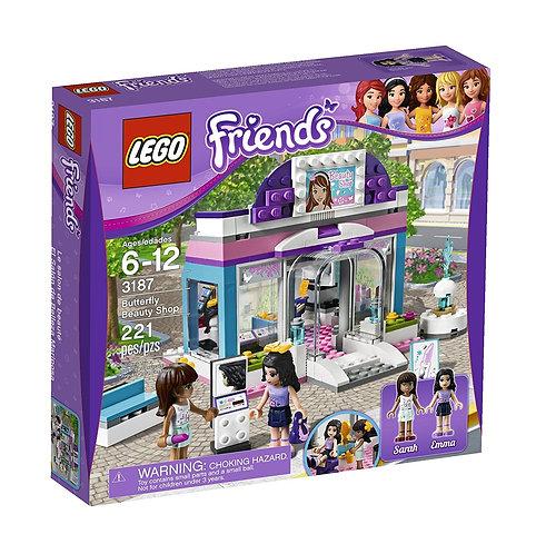 LEGO 3187 Friends Butterfly Beauty Shop